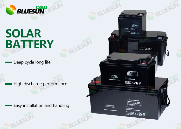 2V 3000AH Lead Acid Du Battery