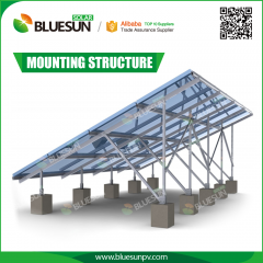 Ground Mounted Solar PV Racking Systems