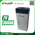 2v 300ah aa batterie prix rechargeable