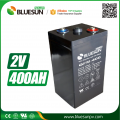 Batterie 2v 400ah rechargeable aa