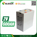 Batteries rechargeables au lithium-ion 2v 600ah aaa