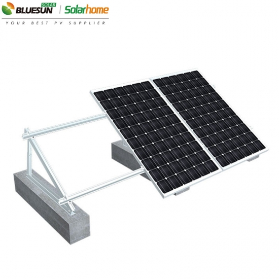 Acheter Panneau Solaire Pv Module Supports De Toit