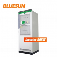 Hybrid 50kw solar inverter 3-phase on grid/off grid hybrid solar inverter 60kw off grid hybrid solar inverter