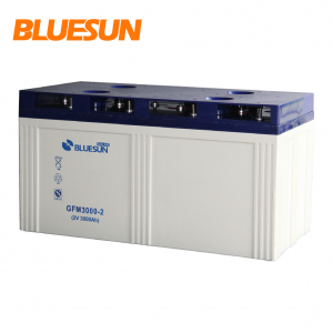 Gel 2V 3000AH Lead Acid Battery Du Battery for Solar System