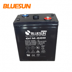 2V 600ah AGM best rechargeable battery type