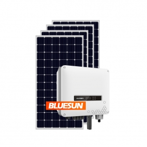 complete solar system 20000w 20kw on grid solar power system