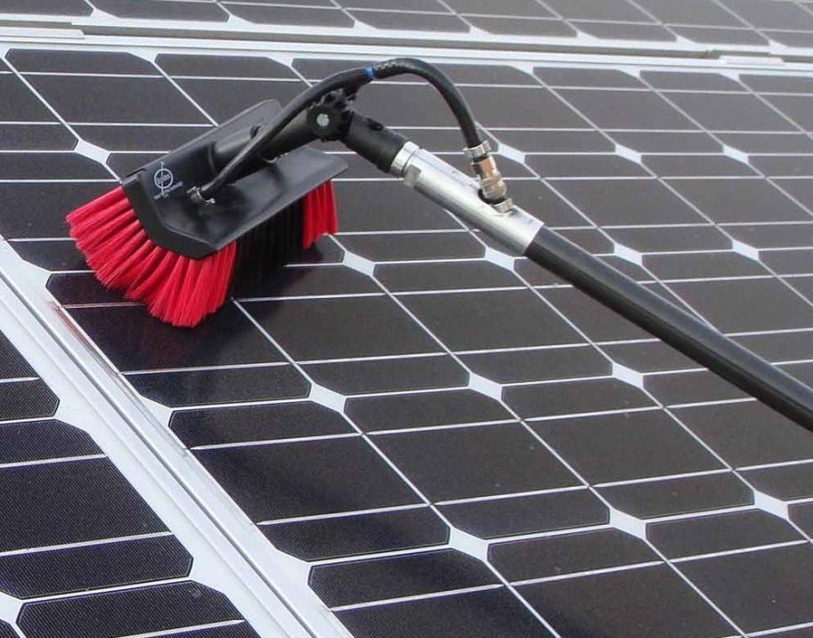 panneau solaire de toit montage syst mes pompe eau solaire nergie renouvelable. Black Bedroom Furniture Sets. Home Design Ideas