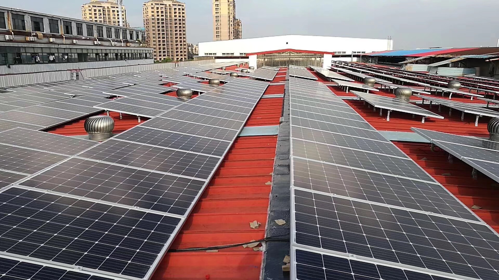 capacité solaire installée États-Unis
