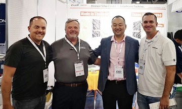 Bluesun Global Exhibitions Review - 2019 Solar Power International à Salt Lake City, États-Unis